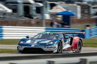 #66 Ford Chip Ganassi Racing Ford GT: Stefan Mucke, Olivier Pla, Billy Johnson