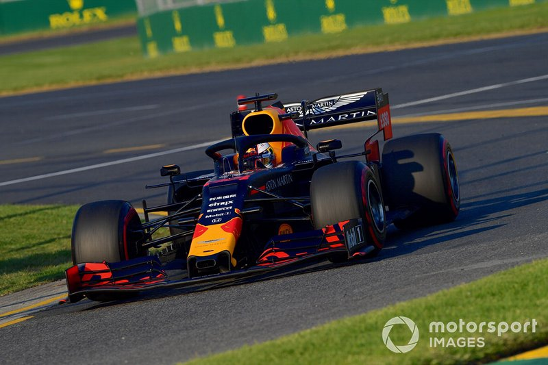 3. Max Verstappen, Red Bull Racing RB15