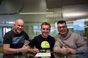 Roberto Locatelli, nouveau coach de la VR46 Riders Academy