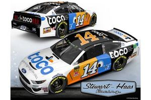 Clint Bowyer, Stewart-Haas Racing
