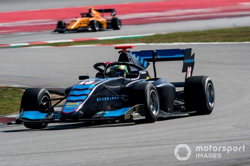 №16. Андреас Эстнер (Германия, 18 лет), Jenzer Motorsport