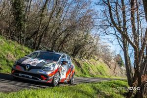 Styve Juif, Cyliane Michel, Renault Clio RS