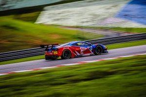 #75 T2 Motorsports Ferrari 488 GT3: David Tjiptobiantoro, Rio Haryanto