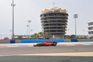 Sebastian Vettel, Ferrari SF90