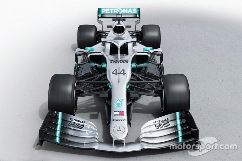 2018: Mercedes F1 W09 EQ Power+