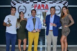 FARA MP3B Enduro Champion Gilberto Pinzon