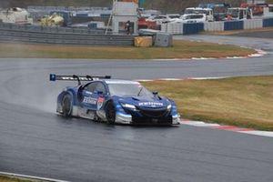 #17 Real Racicng Honda NSX-GT: Koudai Tsukakoshi, Bertrand Baguette