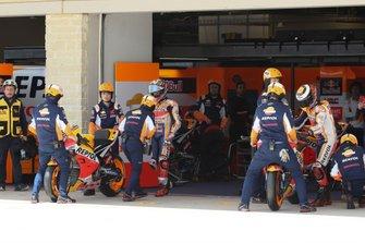 Jorge Lorenzo, Repsol Honda Team, Marc Marquez, Repsol Honda Team