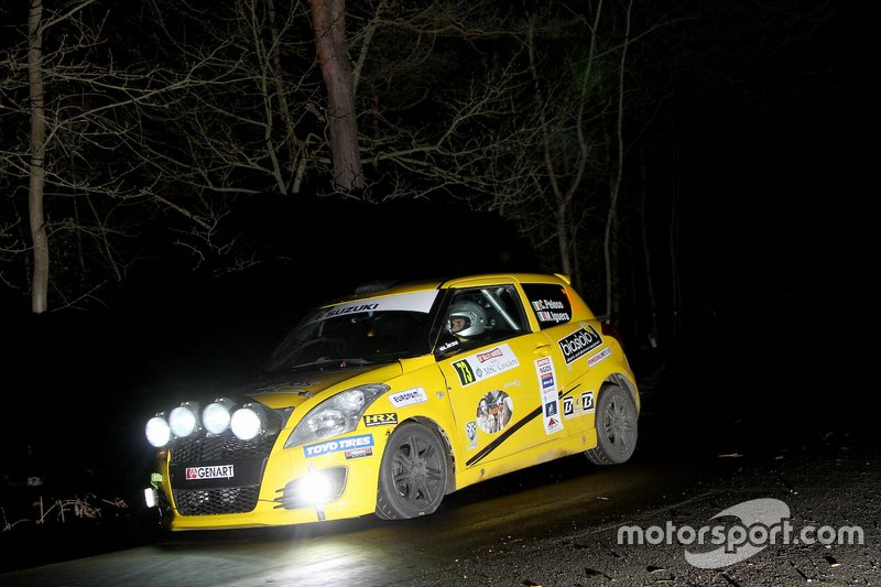 Corrado Peloso, Massimo Iguera, Suzuki SWIFT1.6 Sport R1, La superba