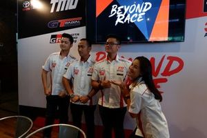 Herdiko Setya Putra, Adrianza Yunial, Anjasara Wahyu dan Sabrina Sameh, Toyota Team Indonesia
