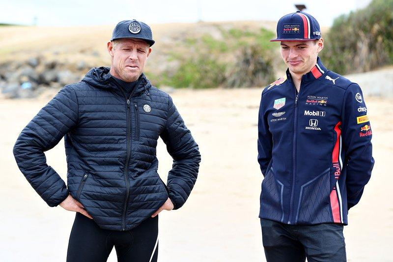Гран При Австралии: бывший серфер Мик Фэннинг