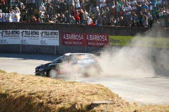 Gus Greensmith, Elliott Edmondson, M-Sport Ford WRT Ford Fiesta WRC