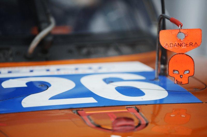#26 G-Drive Racing Oreca 07 Gibson
