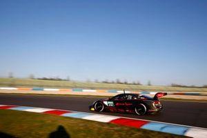 Audi RS5 DTM Test aracı