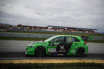 Dmitry Bragin, TAIF Motorsport, Hyundai i30 N TCR