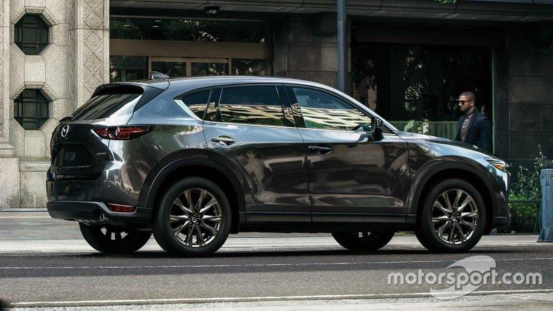 Mazda CX-5 дизель 2019 року