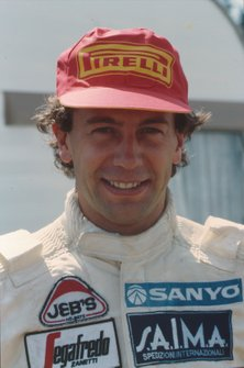 Johnny Cecotto, Toleman Hart