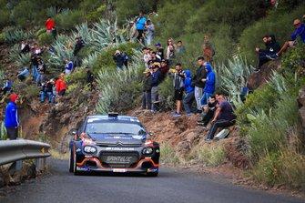 Alexey Lukyanuk, Alexey Arnautov, Citroen C3 R5m Rally Islas Canarias, FIA ERC