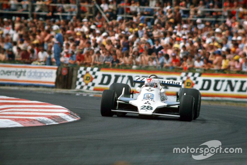 1979 Clay Regazzoni, Williams