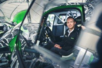 Kevin Abbring, ES Motorsport Skoda Fabia