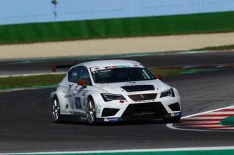 Salvatore Tavano, Sc. del Girasole - Cupra Racing, Cupra TCR SEQ