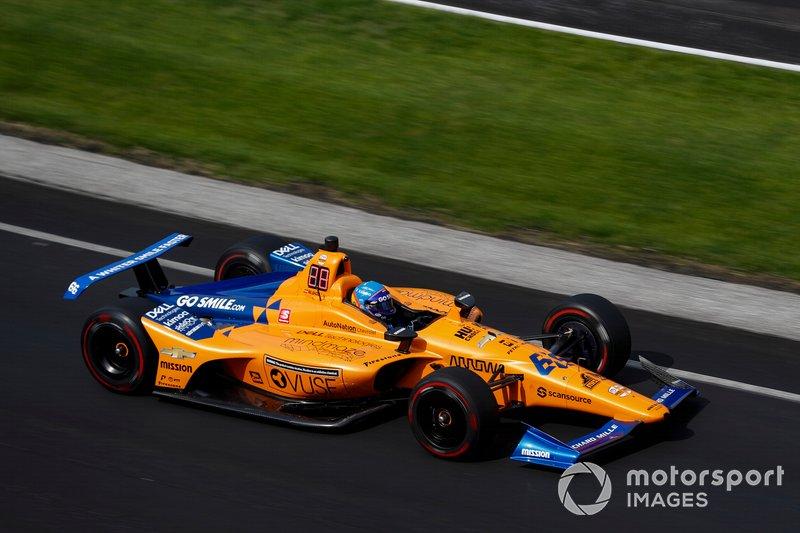 Mayo: Indy 500, segundo intento frustrado