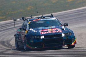Une démonstration des Red Bull Drift Brothers