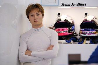 #6 Lexus Team LeMans Lexus LC500: Kenta Yamashita