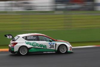 Alberto Biraghi, Mariano Costamagna, RS+A Motortech, Cupra TCR DSG