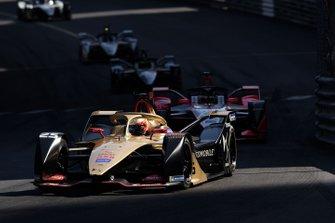 Jean-Eric Vergne, DS TECHEETAH, DS E-Tense FE19 Pascal Wehrlein, Mahindra Racing, M5 Electro