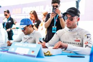 Felipe Massa, Venturi Formula E, Andre Lotterer, DS TECHEETAH at the autograph session