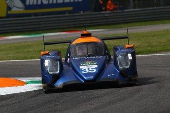 #35 BHK Motorsport Oreca 07 Gibson: Francesco Dracone, Sergio Campana
