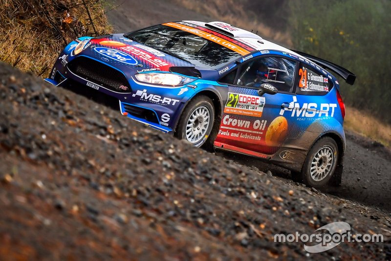 Gus Greensmith, Elliot Edmondson, M-Sport Ford WRT, Ford Fiesta R5