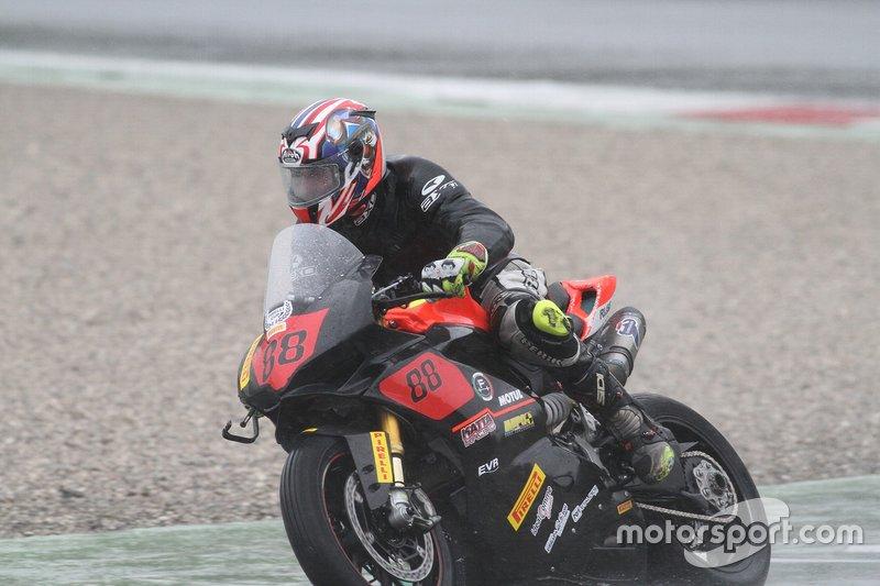 Sorrentino Roberto, Ducati