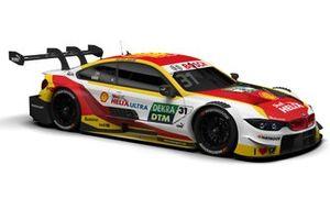 Sheldon van der Linde , BMW M4 DTM