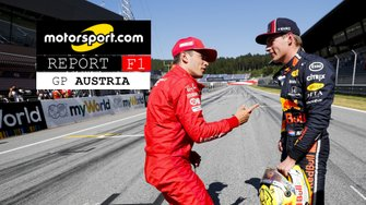 Copertina Report GP d'Austria, F1
