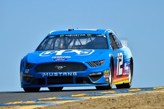 Ryan Blaney, Team Penske, Ford Mustang PPG