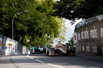 Jean-Eric Vergne, DS TECHEETAH, DS E-Tense FE19 Mitch Evans, Panasonic Jaguar Racing, Jaguar I-Type 3
