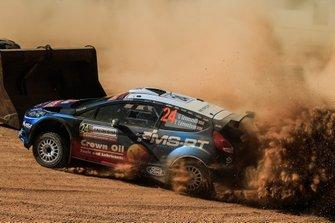 Гас Гринсмит и Эллиот Эдмондсон, M-Sport Ford WRT, Ford Fiesta R5