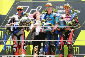 Thomas Luthi, Intact GP, Alex Marquez, Marc VDS Racing, Jorge Navarro, Speed Up Racing