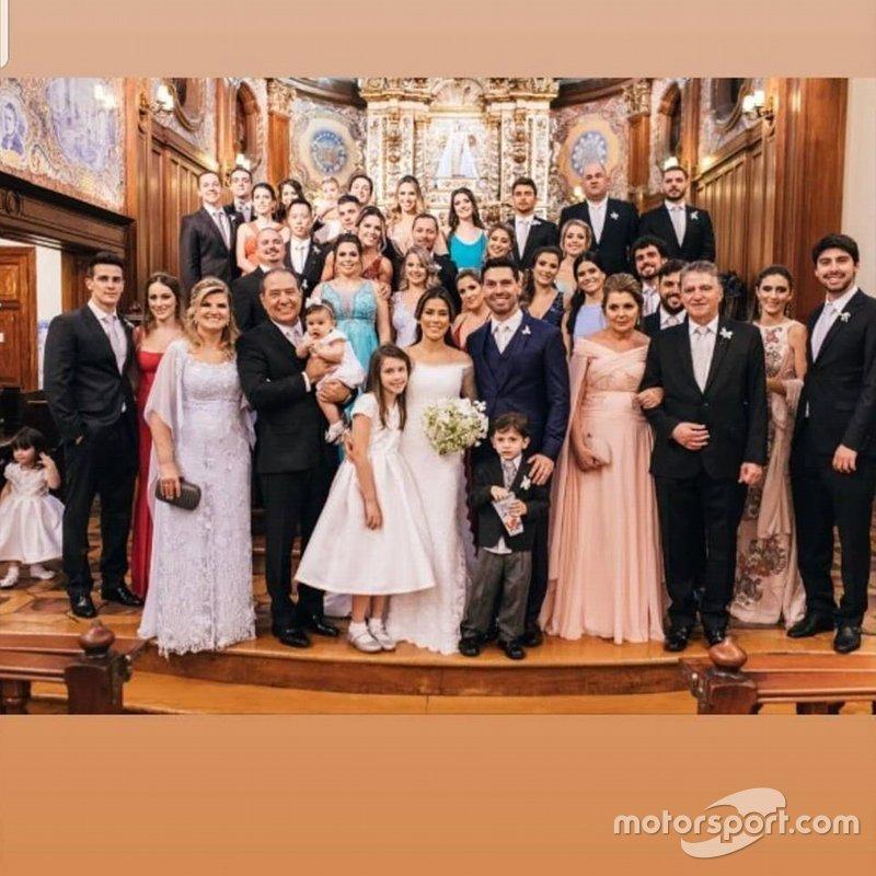 Encontro familiar: casamento Galid Osman