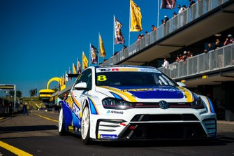#8 Alliance Autosport, Jason Bright, Volkswagen Golf GTI