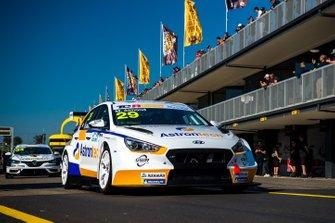 #29 GWR Australia, Michael Almond, Hyundai I30N