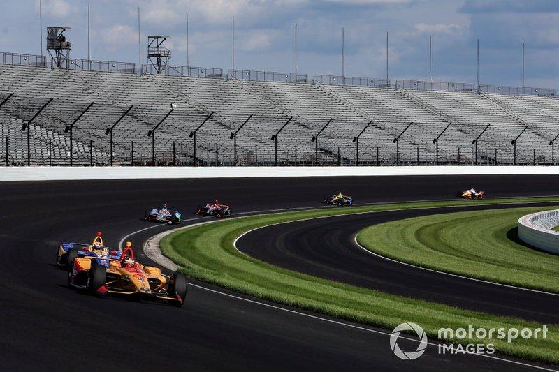 Platz 8: Ryan Hunter-Reay, Andretti Autosport Honda