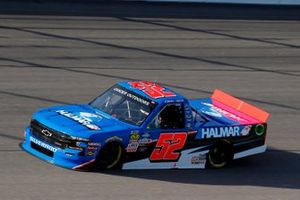 Stewart Friesen, Halmar Friesen Racing, Chevrolet Silverado Halmar International