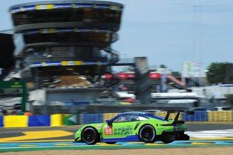 #99 Dempsey Proton, Porsche 911 RSR: Tracy Krohn, Niclas Jonsson, Patrick Long