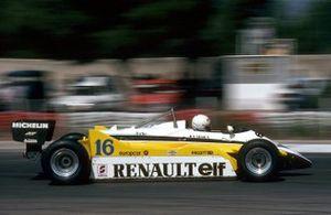 Rene Arnoux, Renault RE30B