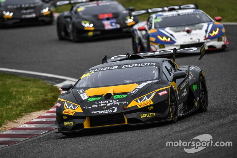 #7 Leipert Motorsport: Massimo Vignali, Brendon Leitch