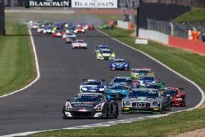 #55 Attempto Racing Audi R8 LMS GT3 2019: Steijns Schothorst, Pieter Schothorst, Mattia Drudi