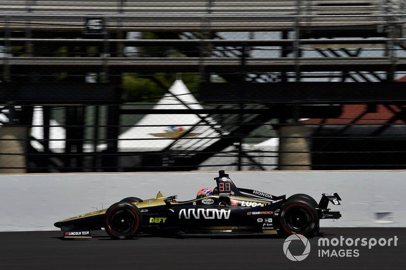 #5 James Hinchcliffe, Arrow Schmidt Peterson Motorsports, Arrow Schmidt Peterson Motorsports Honda
